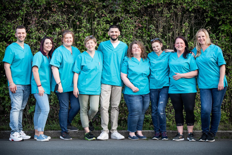 Team Pflege ECHO Pflegedienst Herten